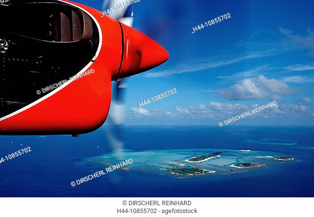 10855702, Maldives, Indian Ocean, Sued-Male Atoll