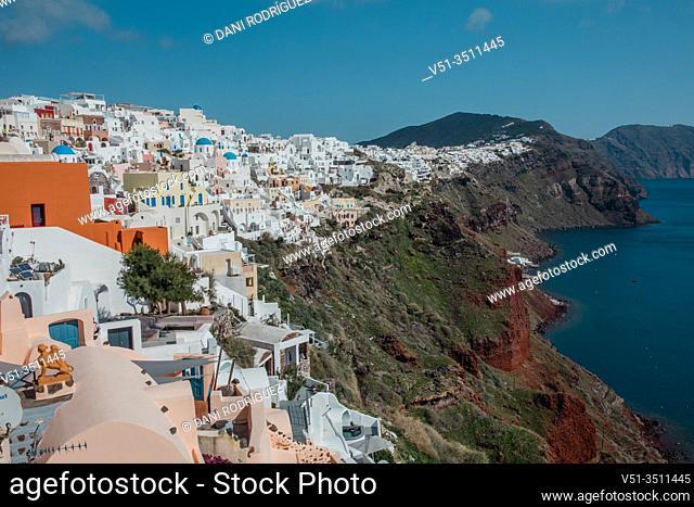 Views from Santorini, Greece