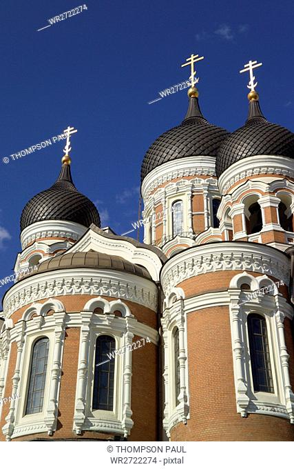 90900271, Tallinn, Alexander Nevsky Cathedral, Ort