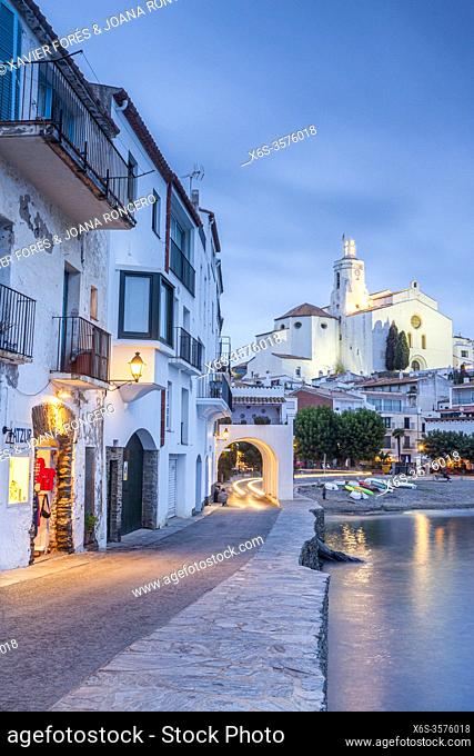 Cadaqués, Cap de Creus, Costa Brava, Girona, Spain