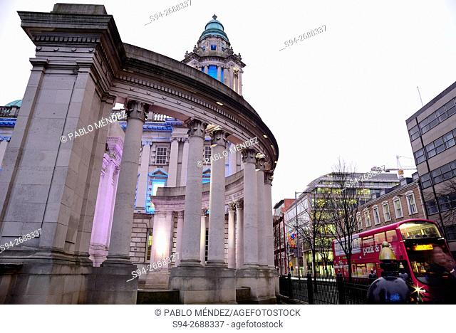 Belfast City Hall, Belfast, Northern Ireland