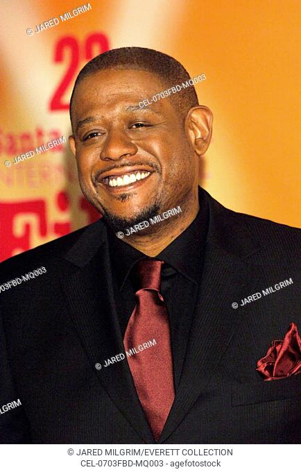 Forest Whitaker at arrivals for American Riviera Award presented to Forest Whitaker at the Santa Barbara International Film Festival, Arlington Theatre