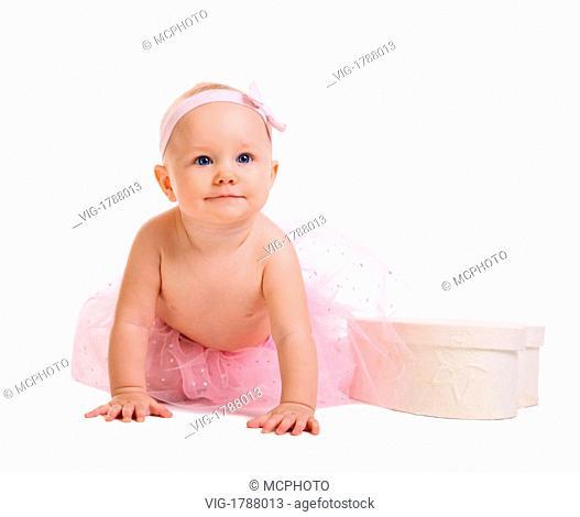 Baby Ballerina - 01/01/2009