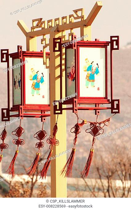 chinese lamp stands