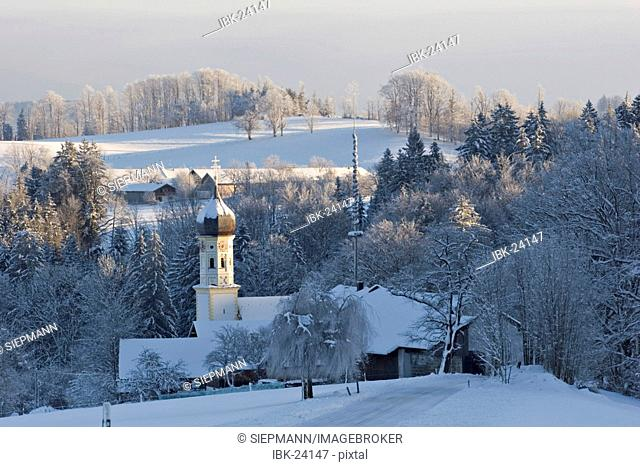 Fischbach Upper Bavaria Germany