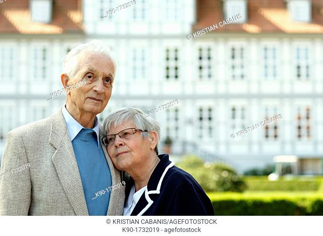 Senior couple, Germany, Europe