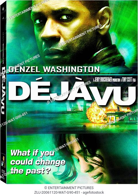 RELEASE DATE: November 22, 2006. MOVIE TITLE: Deja Vu. STUDIO: Touchstone Pictures. PLOT: An ATF agent travels back in time to save a woman from being murdered