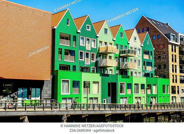 Zaandam City Hall & city center masterplan by Soeters Van Eldonk architects, Zaandam, the Netherlands
