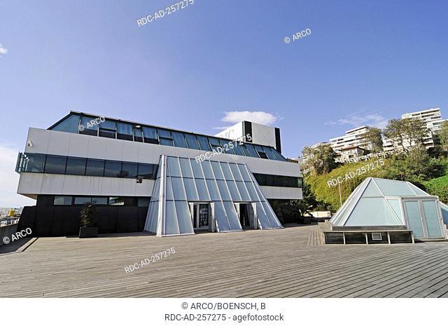 Museo Maritim Cantabrian Maritime Museum Santander Cantabria Spain