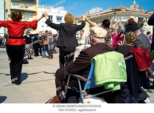 -Sardanas Dance- Catalonia, Spain