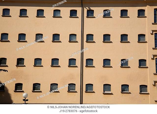 Former prison on Långholmen Stockholm, Sweden