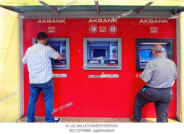 Banking, Istanbul, Turkey