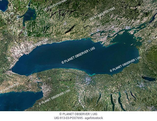 Lake Ontario, North America