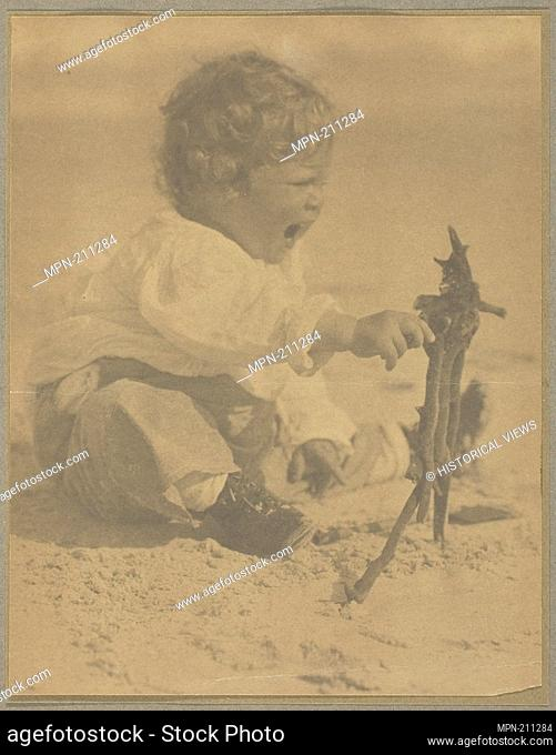 Aileen Flannery - 1902 - Alfred Stieglitz American, 1864-1946 - Artist: Alfred Stieglitz, Origin: United States, Date: 1902, Medium: Platinum print