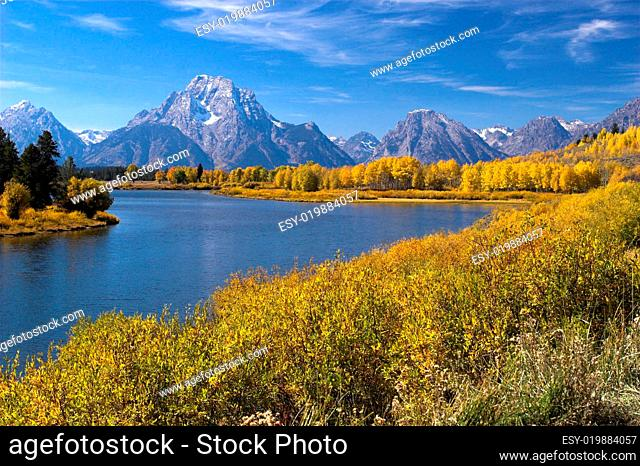 Grand Teton Nationalpark 2. Version