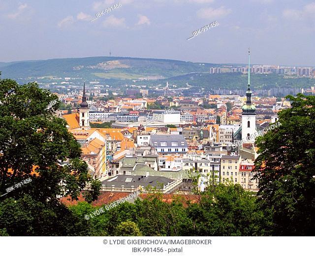 Brno, South Moravia, Czech Republic, Europe