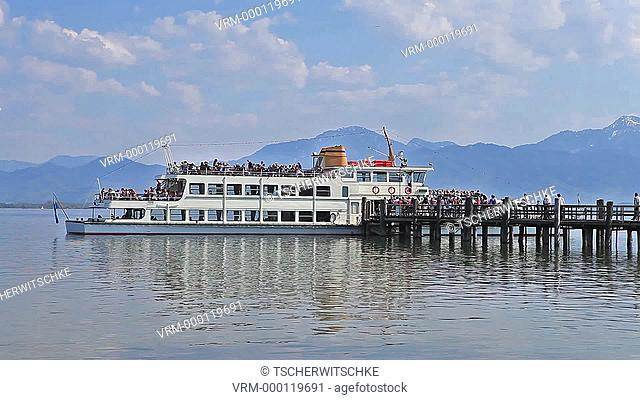 Chiemsee, Bavaria, Germany, Europe