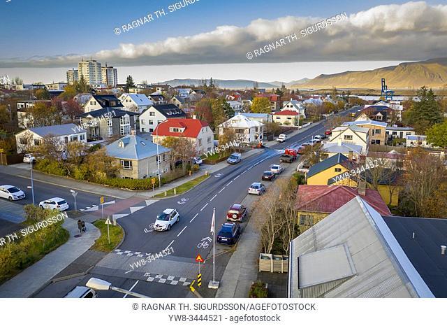 Neighborhoods, Reykjavik, Iceland