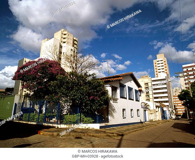 José Alencar Street; Campinas; General Chamber Street; Sao Paulo; Brazil