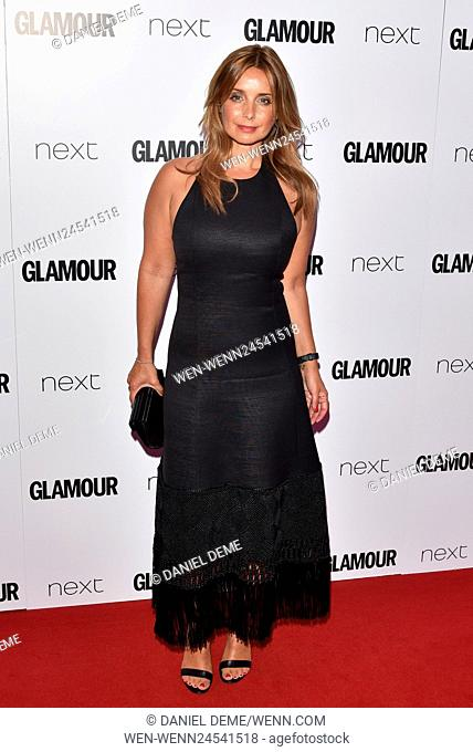 Glamour Women Of The Year Awards held on Berkeley Square - Arrivals Featuring: Louise Redknapp Where: London, United Kingdom When: 07 Jun 2016 Credit: Daniel...