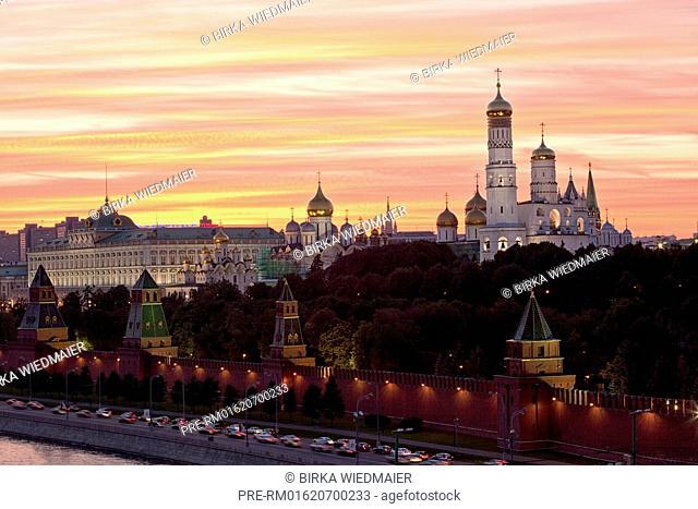 Kremlin, Moscow, Russia / Kreml, Moskau, Russland