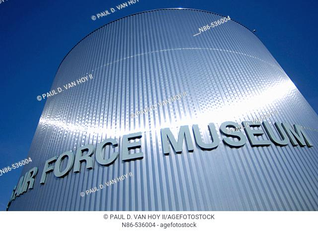 Air Force Museum in Dayton. Ohio, USA