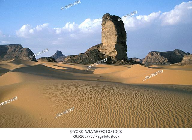 libya, africa, sahara desert