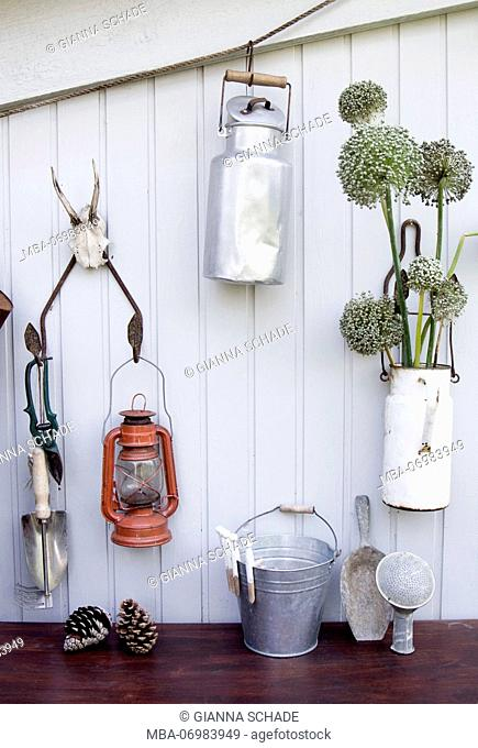 Decoration with different props