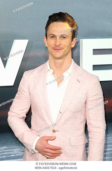 Los Angeles Season 2 Premiere of the HBO Drama Series WESTWORLD Featuring: Jonathan Tucker Where: Hollywood, California, United States When: 16 Apr 2018 Credit:...