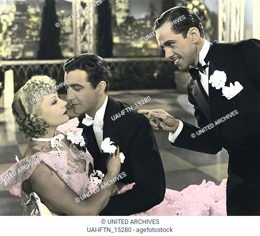 Broadway Melody of 1936, USA 1935 Regie: Roy Del Ruth Darsteller: Jack Benny, Eleanor Powell, Robert Taylor