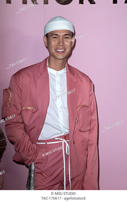 Patrick Ta attends the launch of Patrick Ta's Beauty Collection at Goya Studios on April 04, 2019 in Los Angeles, California