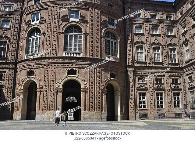 Turin, Italy: Palazzo Carignano