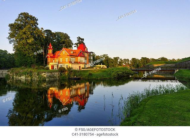 Kuressaare Castle. Saaremaa. Estonia