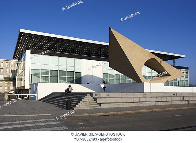 MUMA, Museum of Modern Art Andre Malraux, Le Havre, Seine-Maritime department, France