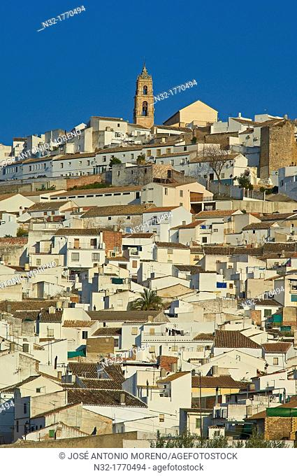 Baena, Route of the Caliphate, Cordoba province, Andalusia, Spain
