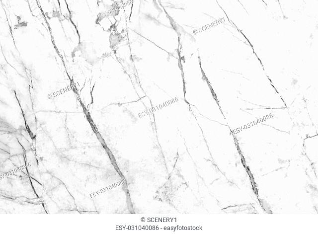 Abstract white marble texture background High resolution