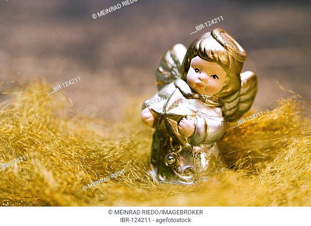 Small christmas angel