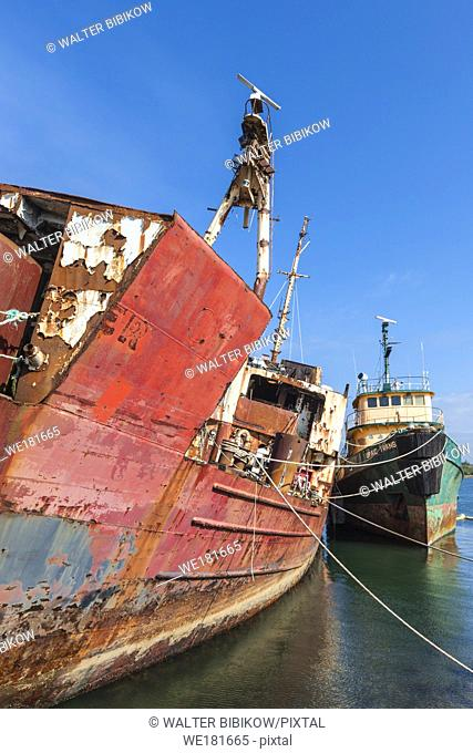 Canada, Nova Scotia, Marie Joseph, shipwreck