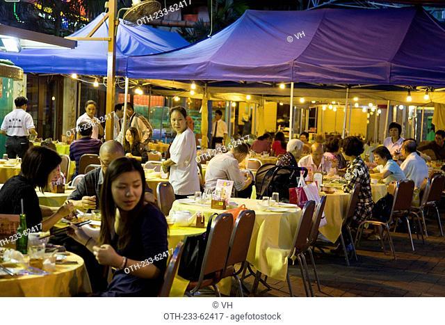 Alfresco at Sai Kung town, Sai Kung, Hong Kong