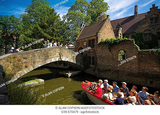 Europe. Belgium. West-Vlaanderen (Flanders). . Brugge (Bruges)