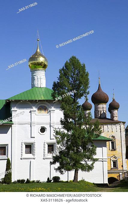 Church of the Annunciation, Boris and Gleb Monastery, Borisoglebsky, Golden Ring, Yaroslavl Oblast, Russia