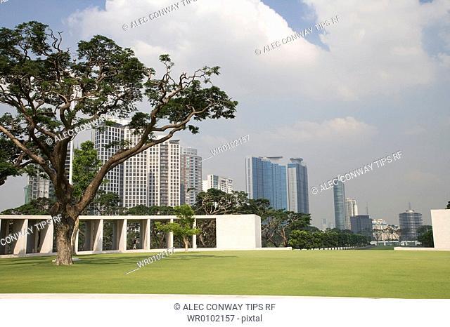 Asia,Philippines, Manila, American Cemetery