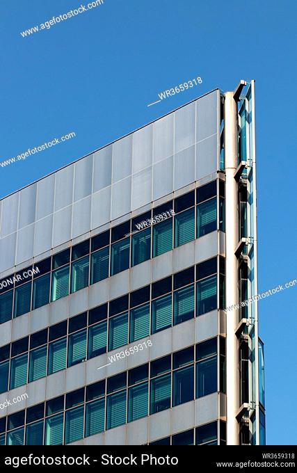 Bürogebäude in Berlin /Deutschland - Office building in Berlin/Germany