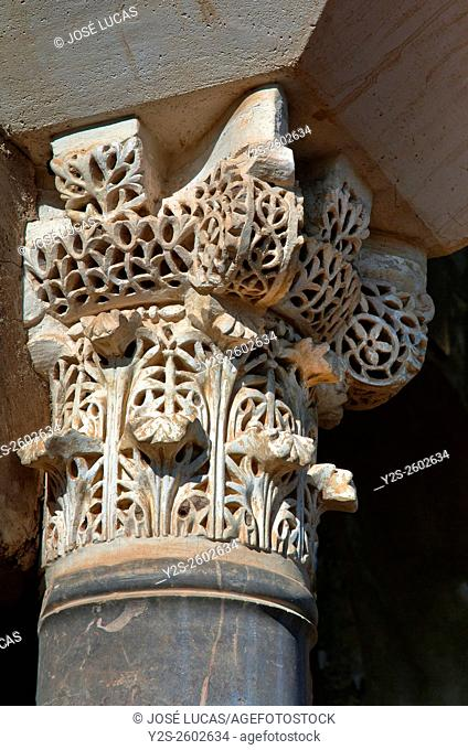 Islamic capital, Al Madinah Azahara, Cordoba, Region of Andalusia, Spain, Europe,