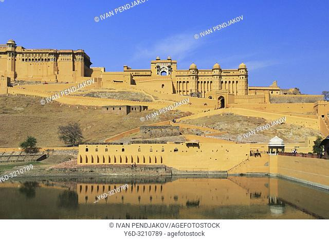 Amer Fort, Rajasthan, India
