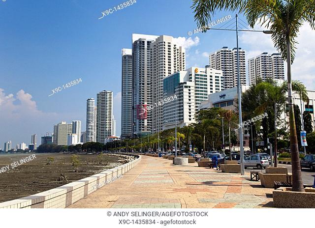 Georgetown's Seaside, Penang
