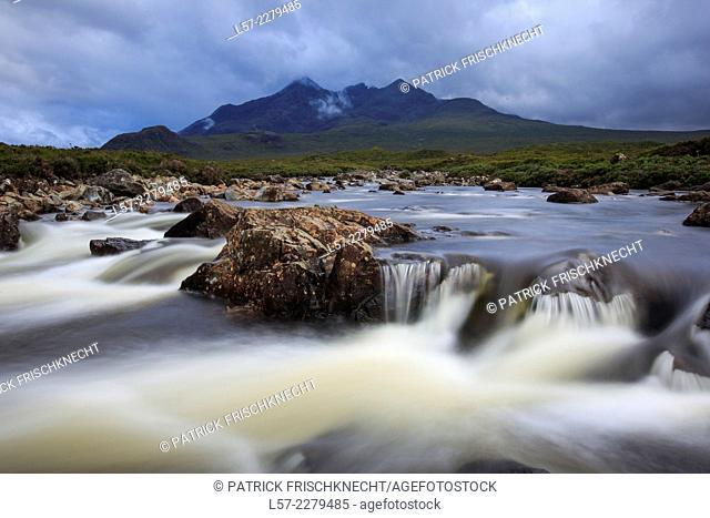 Cuillin Hills, Isle of Skye, Scotland