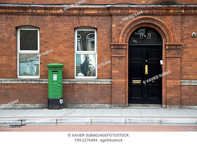 Mailbox, Rathmines Road Lower, Dublin, Leinster, Ireland