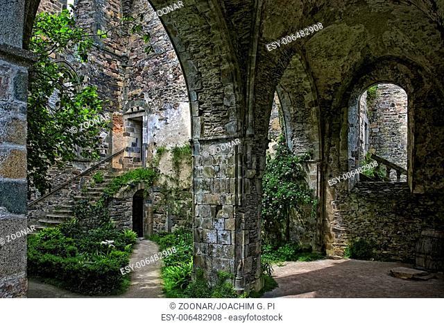 Abbey Notre-Dame de Beauport