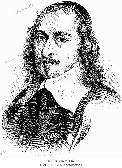 Pierre Corneille (1606-1684), French dramatist